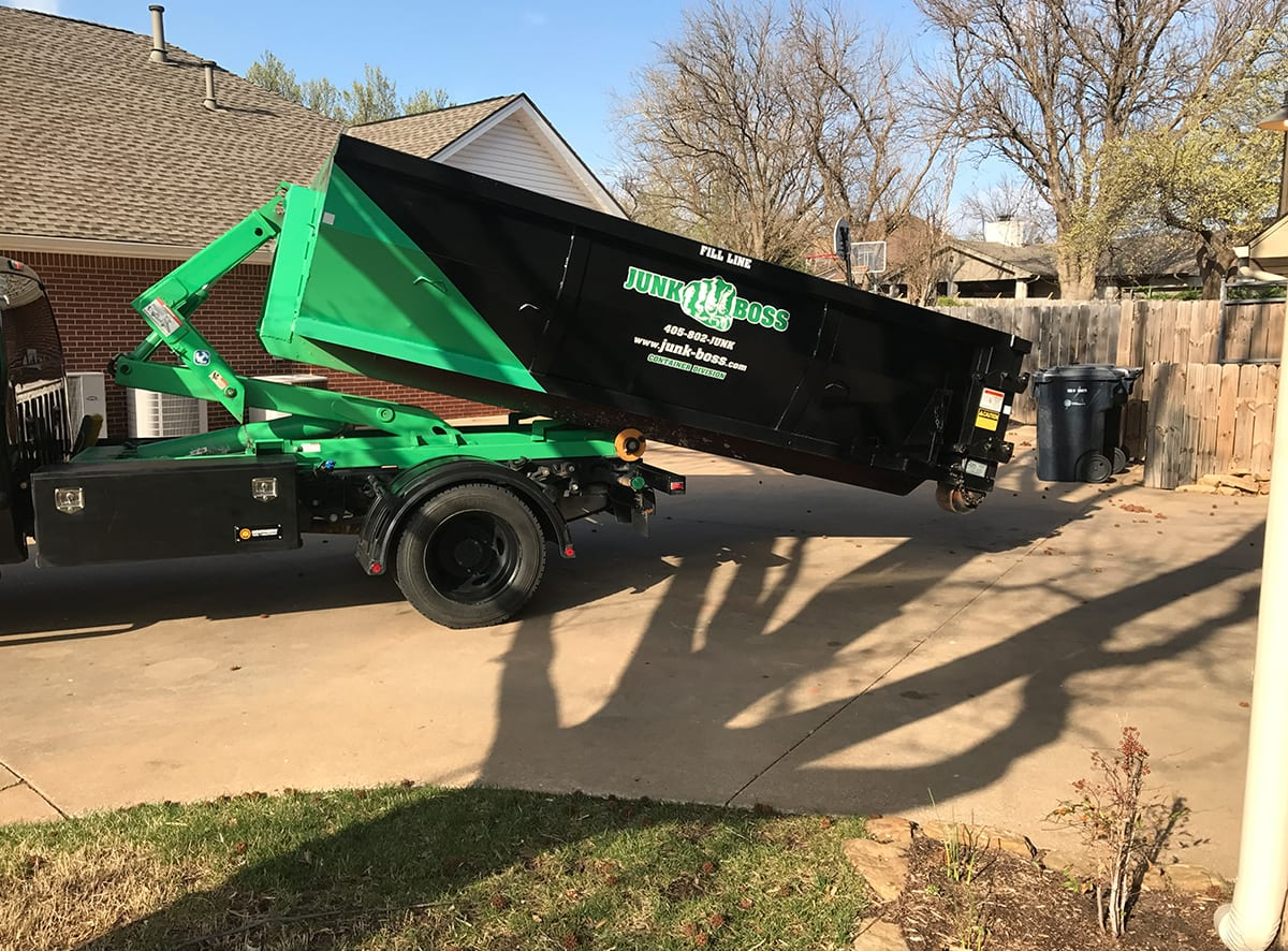 Same Day Dumpster Rental