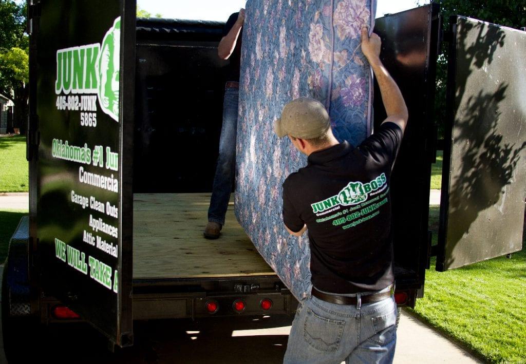 Mattress Box Spring Removal Junk Boss