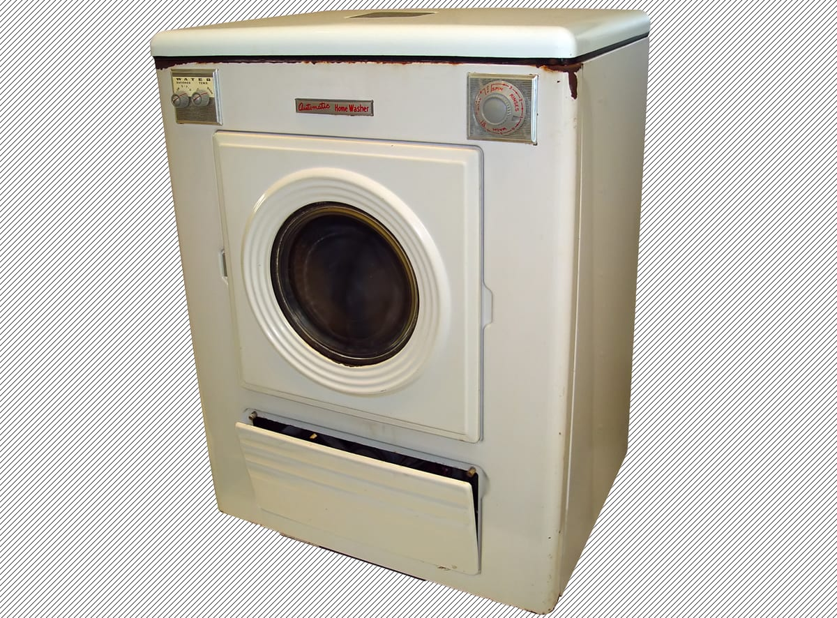 Washer & Dryer Removal