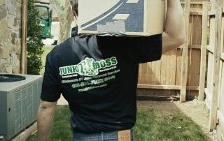 Junk Boss Box Removal