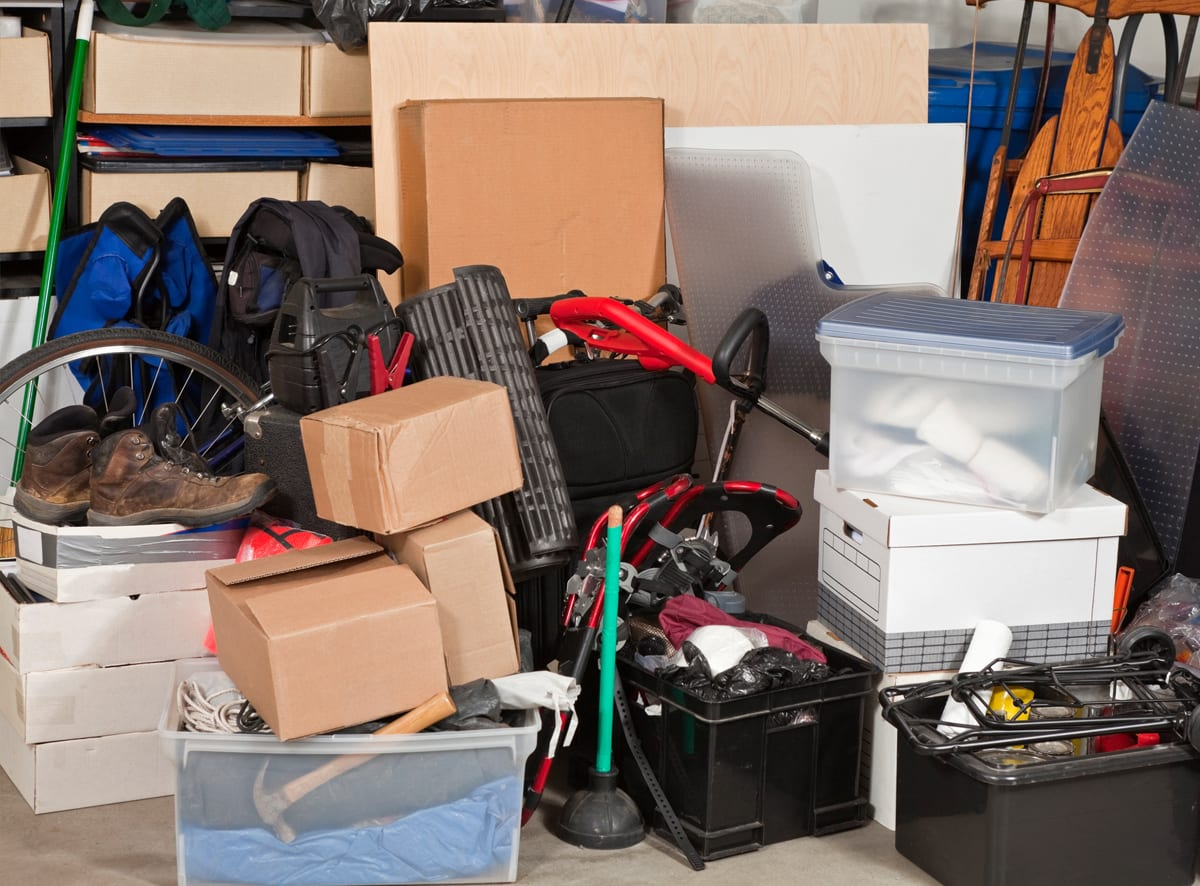 Garage Junk Removal And Cleanup