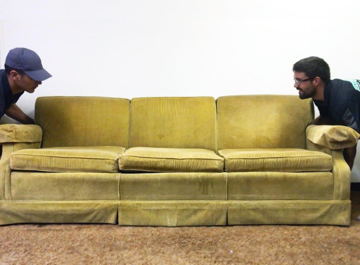 Junk Boss Remove living room furniture
