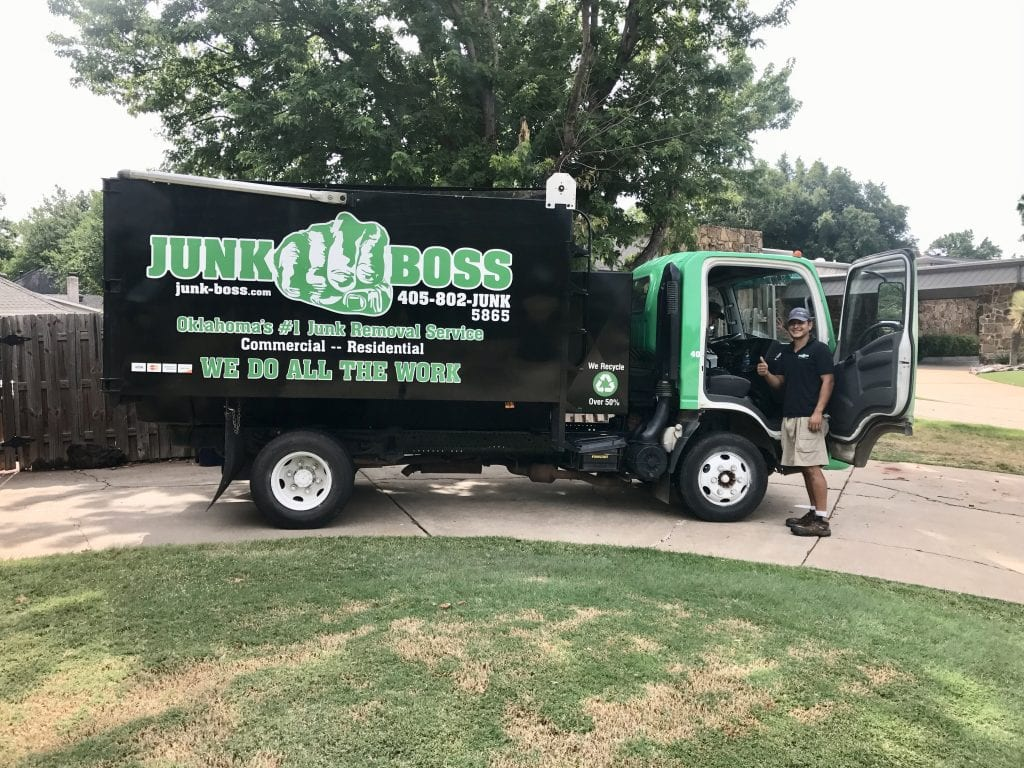 Get a Quote for Junk Removal and Dumpster Rentals - Junk Boss
