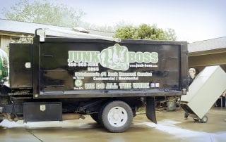 Junk Boss Fridge