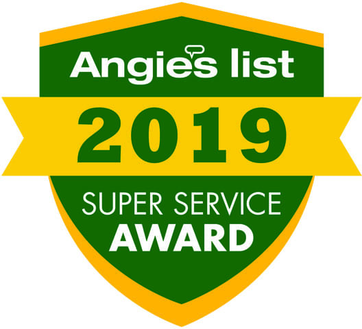 Angies List Super Service Award 2019