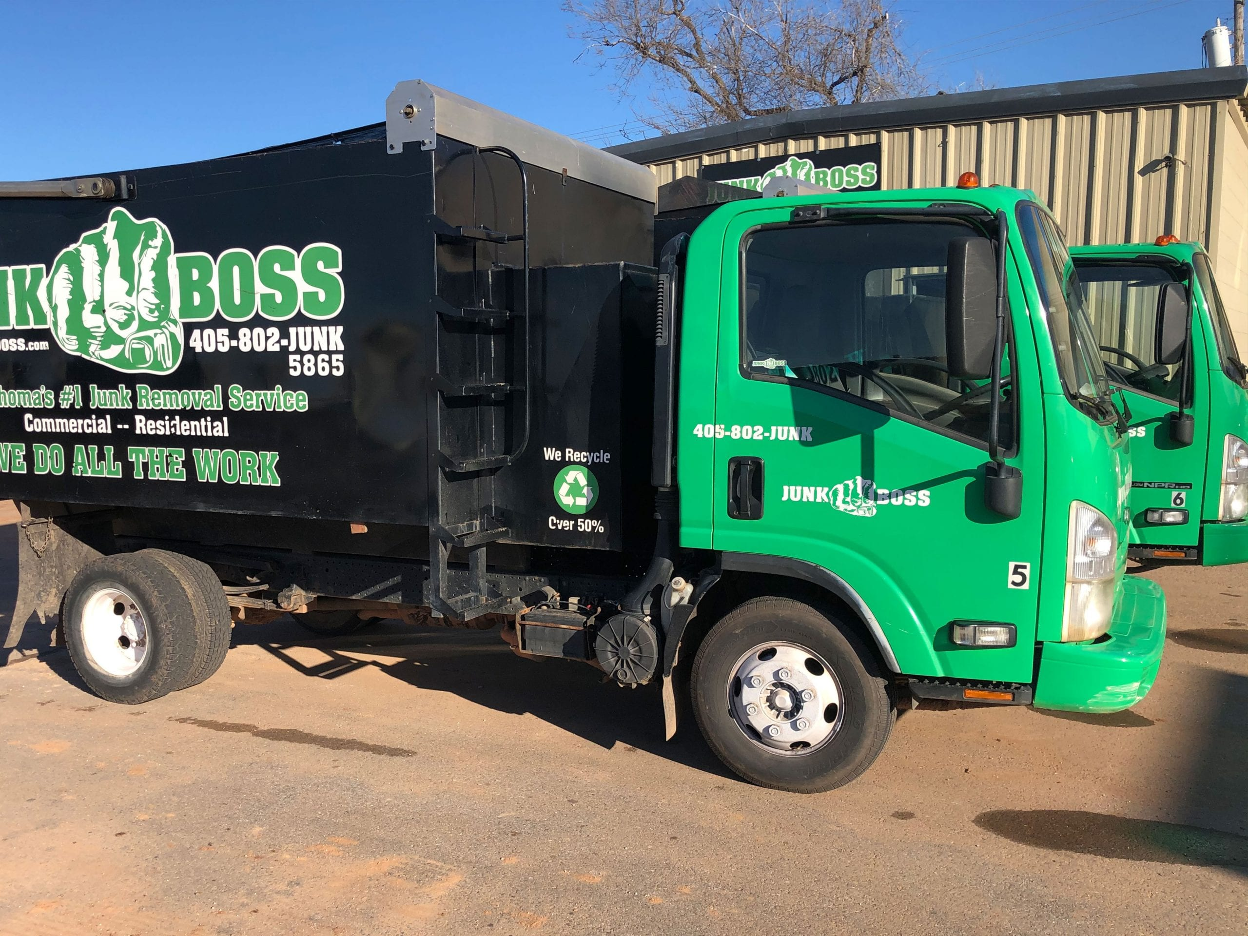 Commercial Junk Removal Services