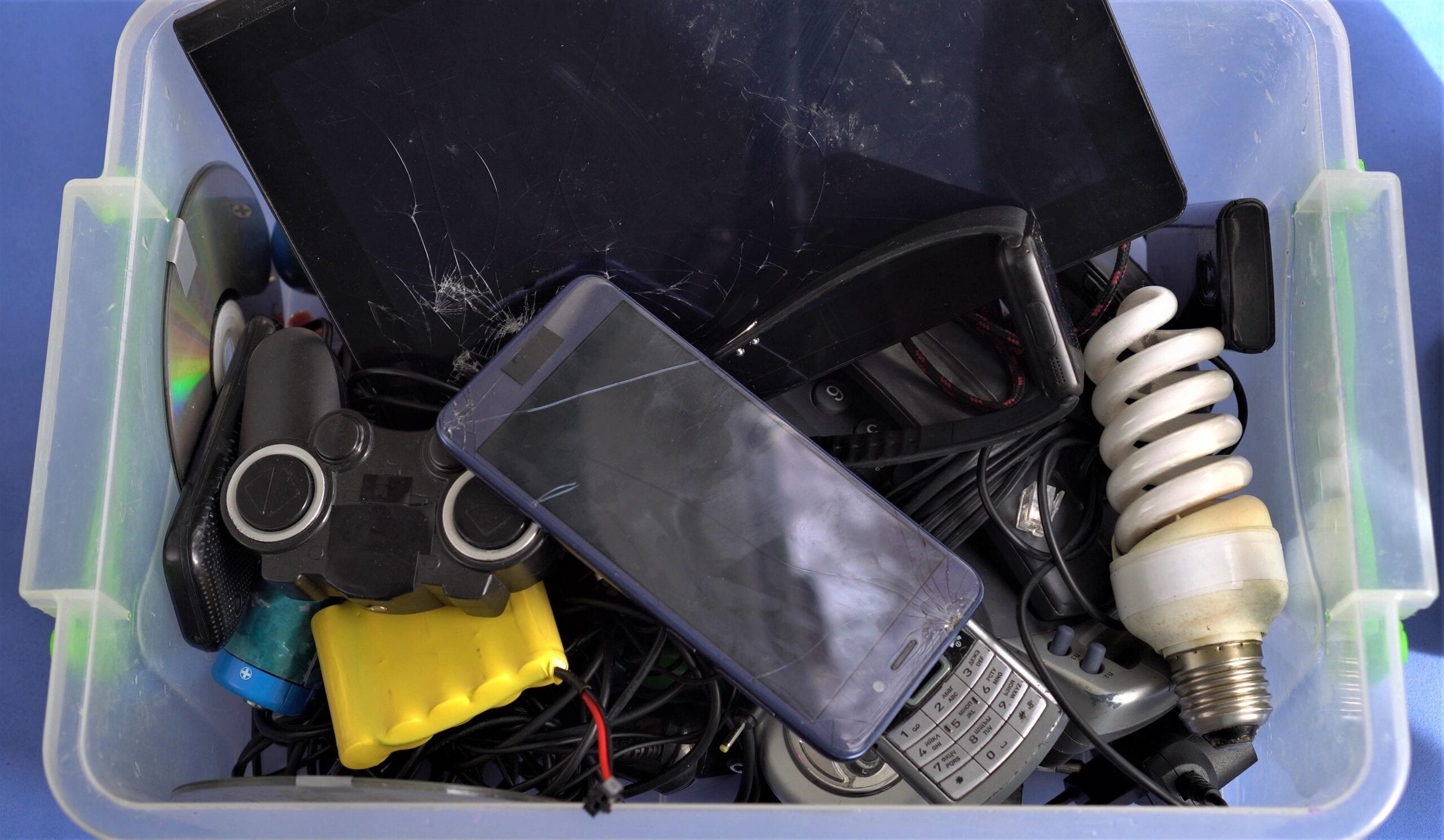 Dispose of Electronic Waste - Call Junk Boss