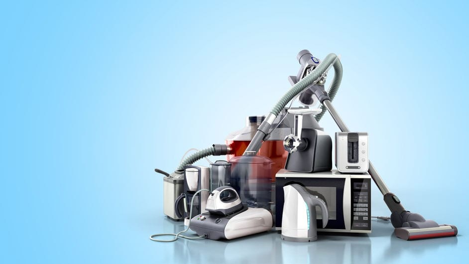 home appliance removal