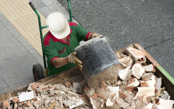 Home Renovations Dumpster Rental